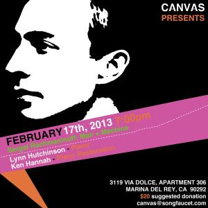 Canvas, a concert series in LA
